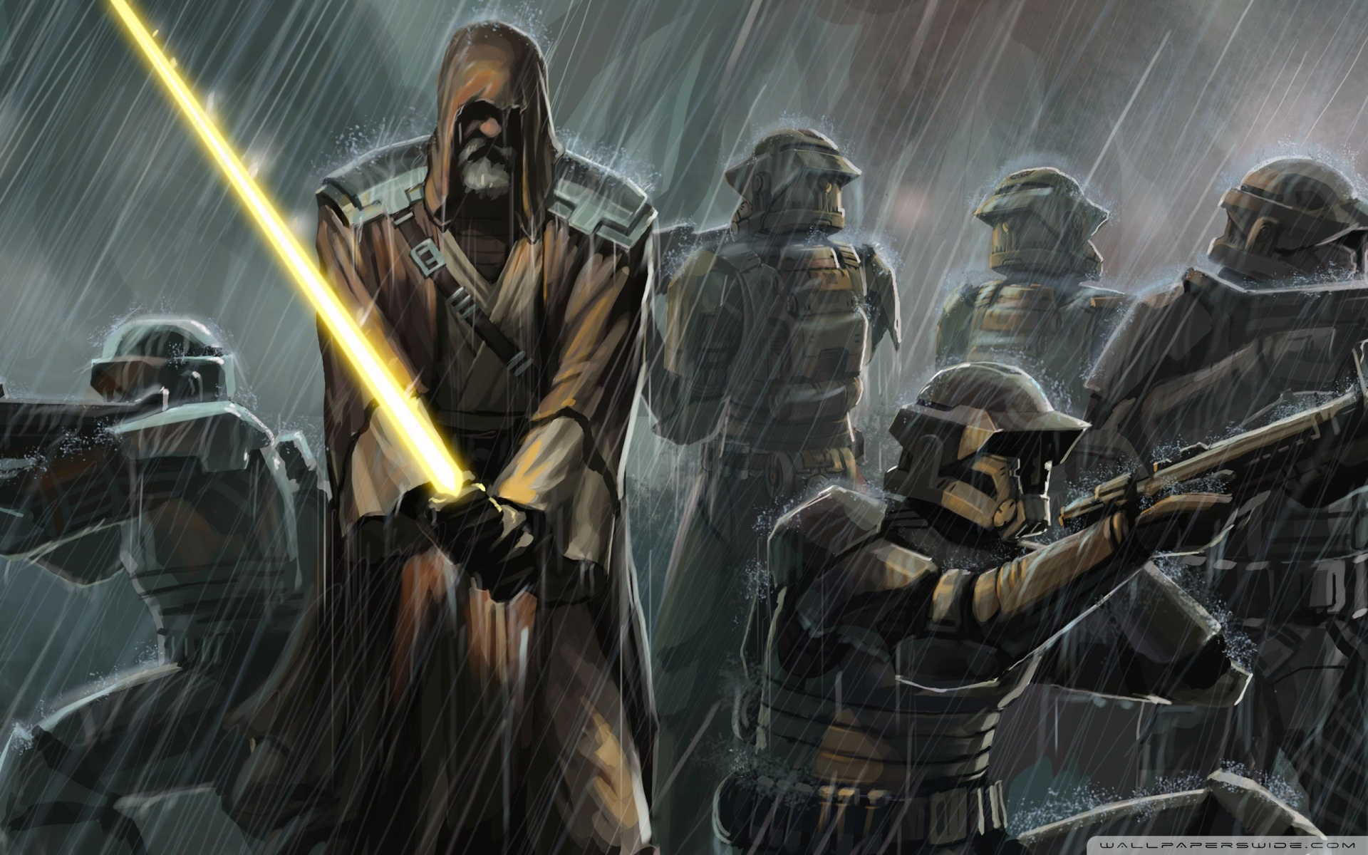 Star Wars The Force Unleashed Wallpaper
