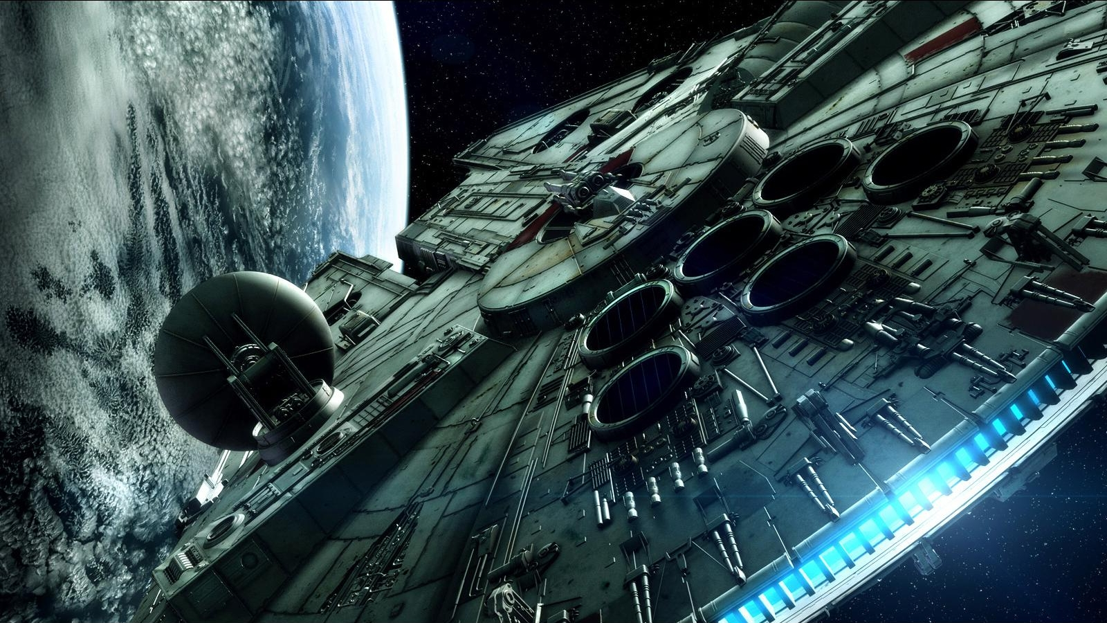 Star Wars Wallpaper 1600x900