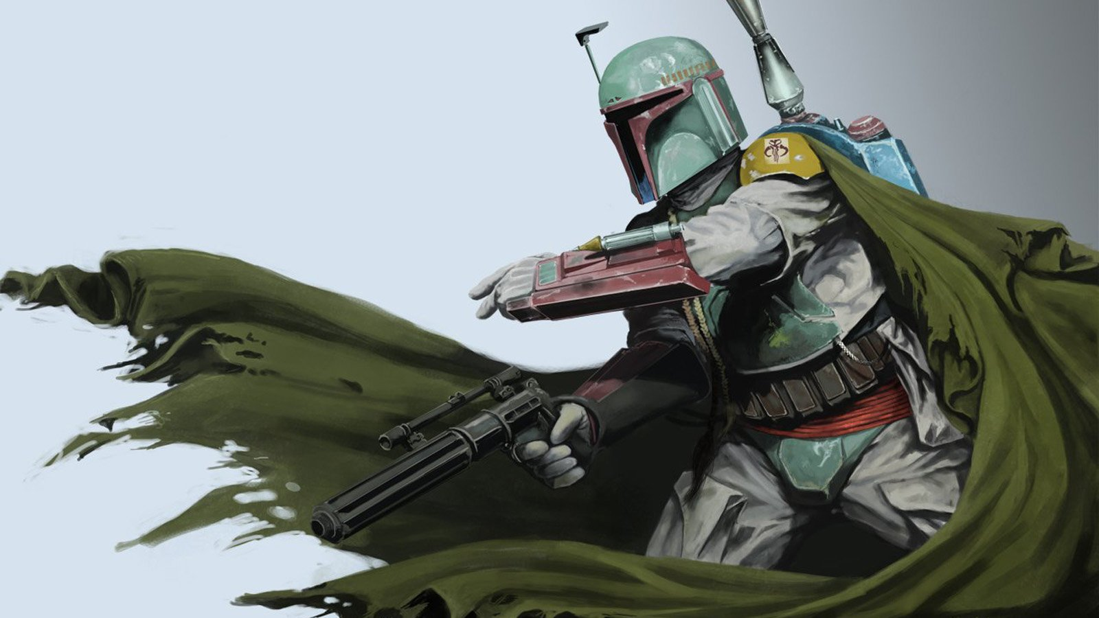 Star Wars Wallpaper Boba Fett