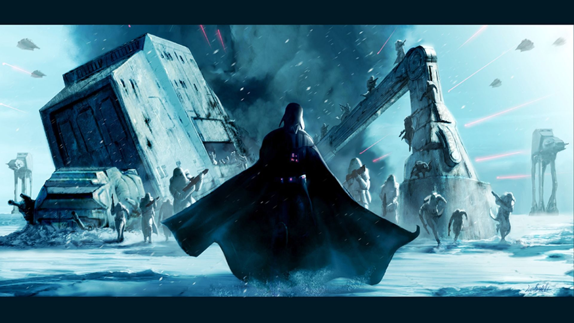 Star Wars Wallpaper Full HD
