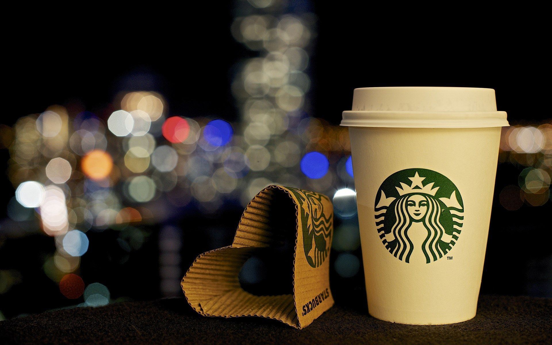 Starbuck Coffee Wallpaper