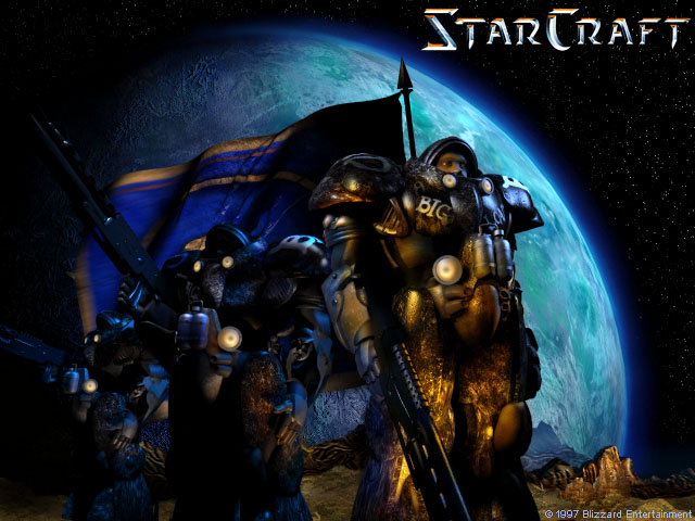 Starcraft Brood War Wallpaper