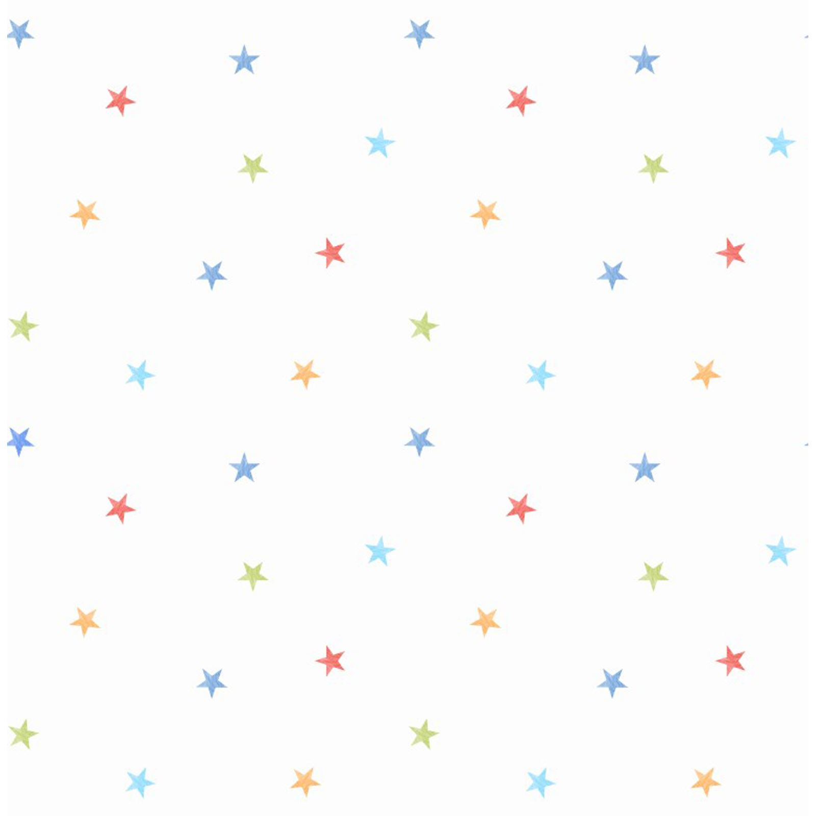 Stars Wallpaper Nursery
