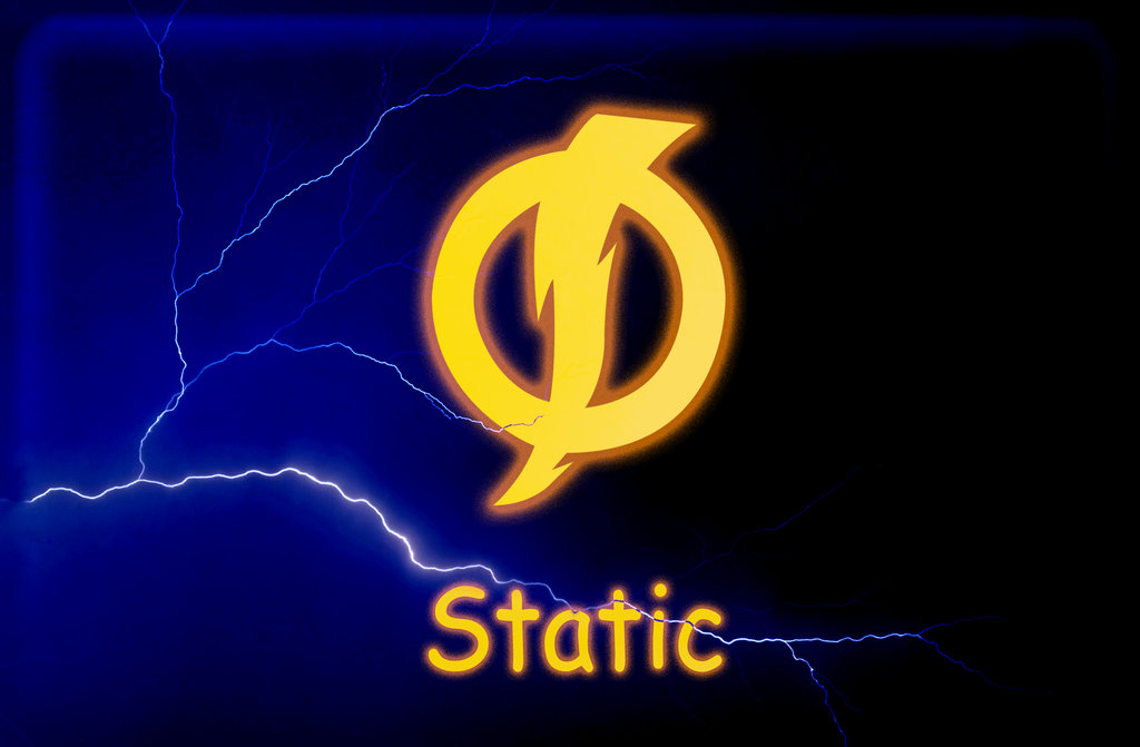 Iphone Shockwave Wallpapers: Download Static Shock Wallpaper Gallery