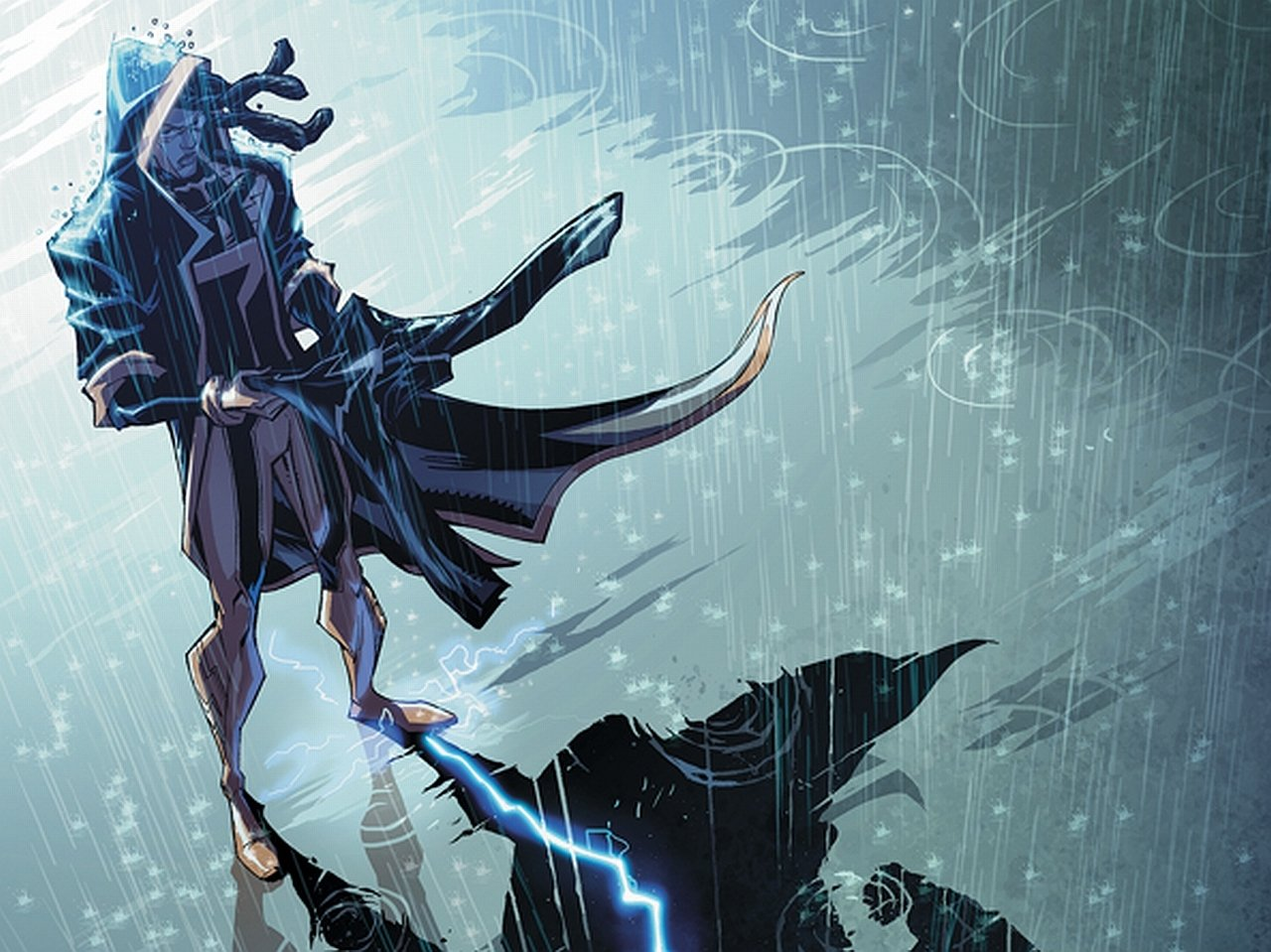 Static Shock Wallpaper