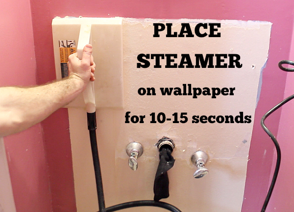 Steaming Wallpaper