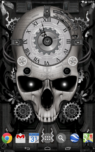 Download steampunk droid live wallpaper gallery - Droid live wallpaper ...