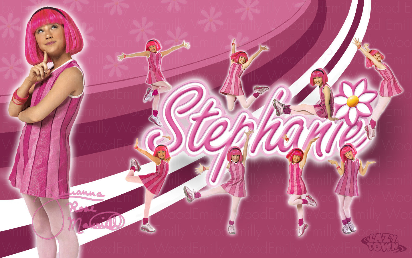 Stephanie Wallpaper