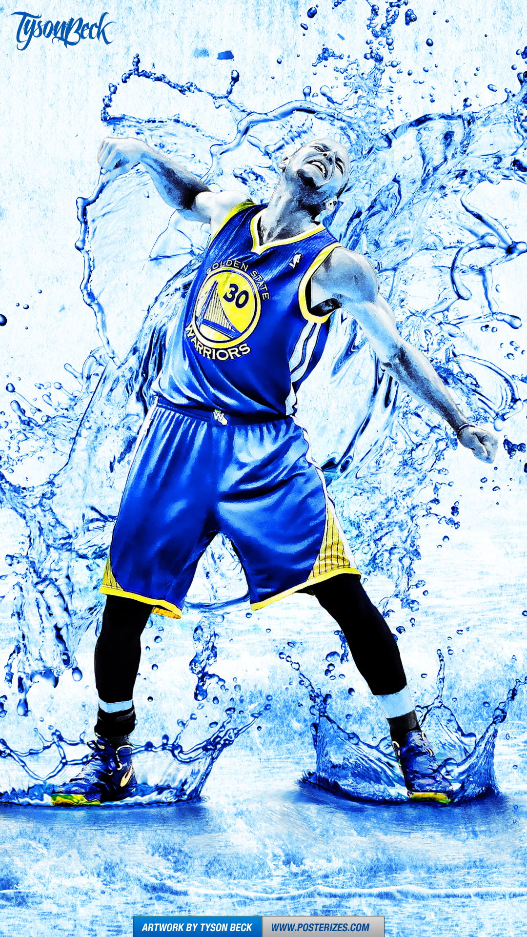 Stephen Curry Live Wallpaper