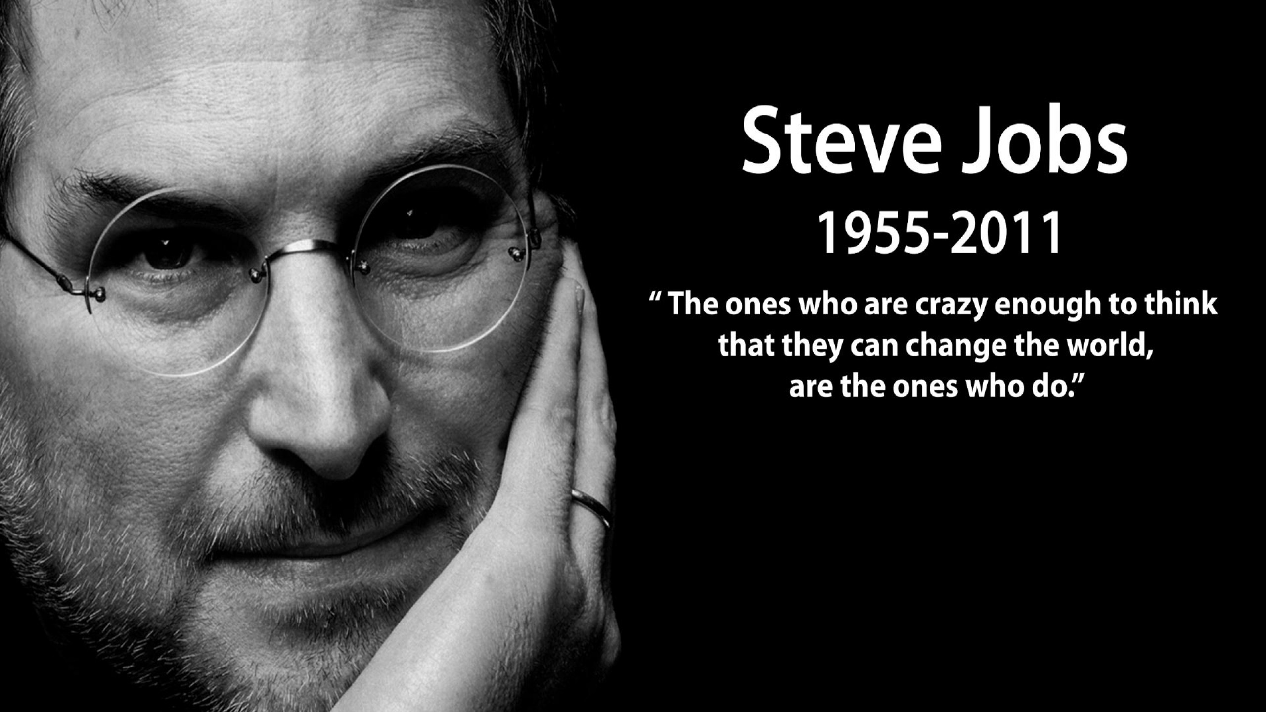 Steve Jobs Quotes HD Wallpapers