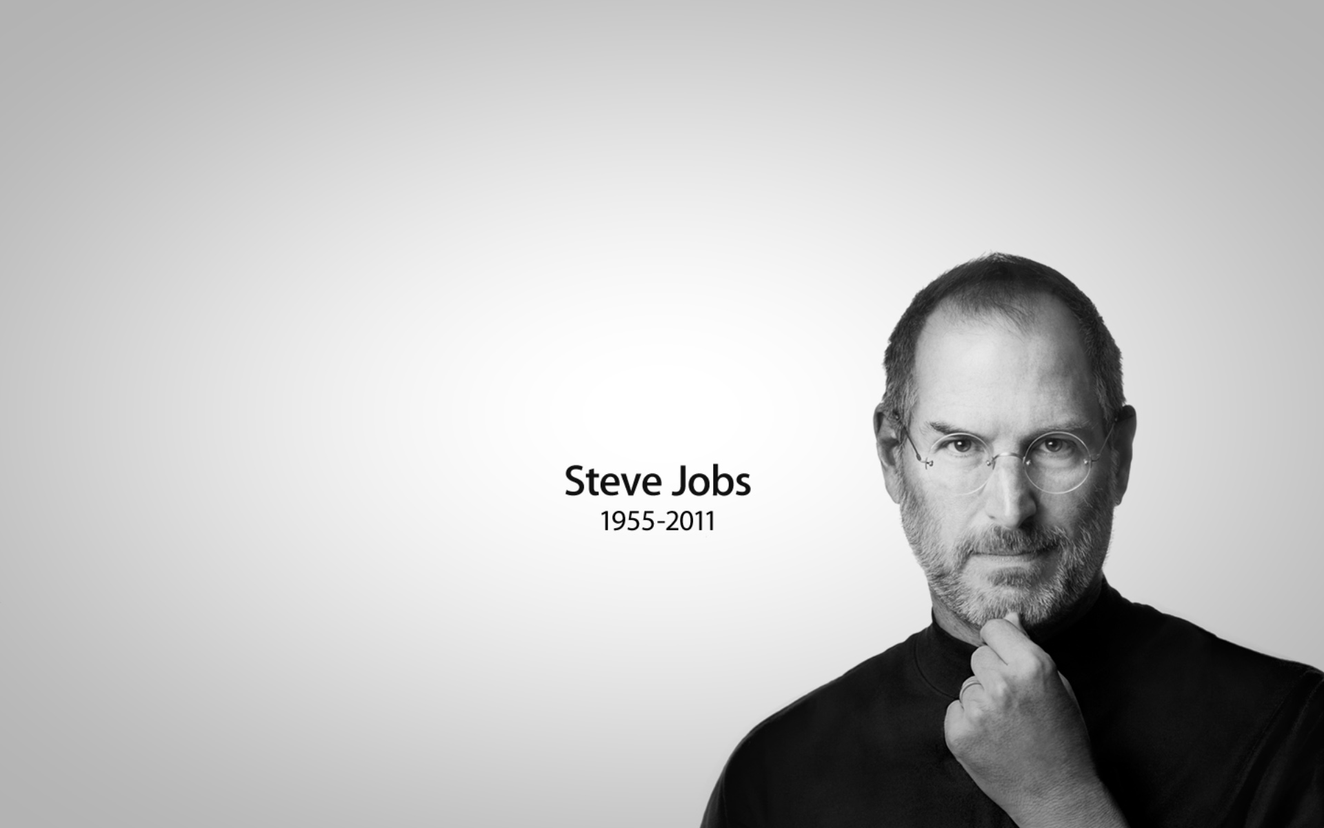 Steve Jobs Wallpaper HD