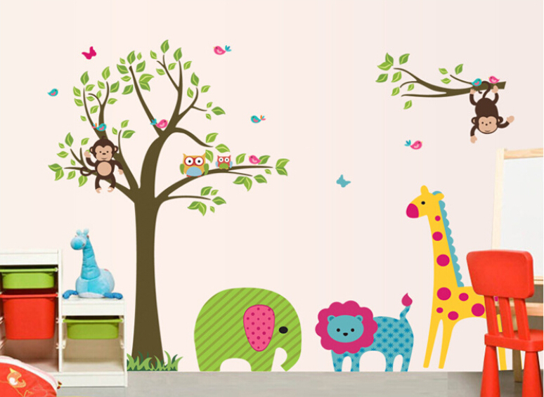 Sticker Wallpaper For Kids