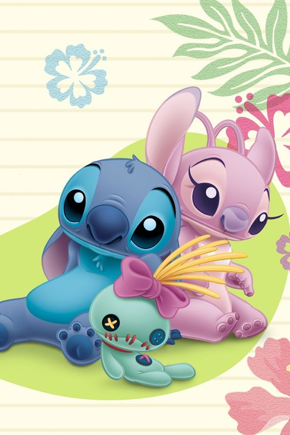Download Stitch Wallpaper For Iphone Gallery