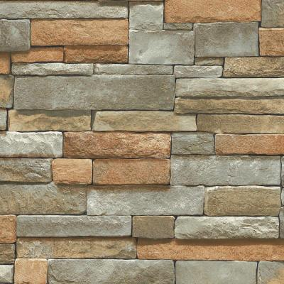 Stone Wallpaper Home Depot
