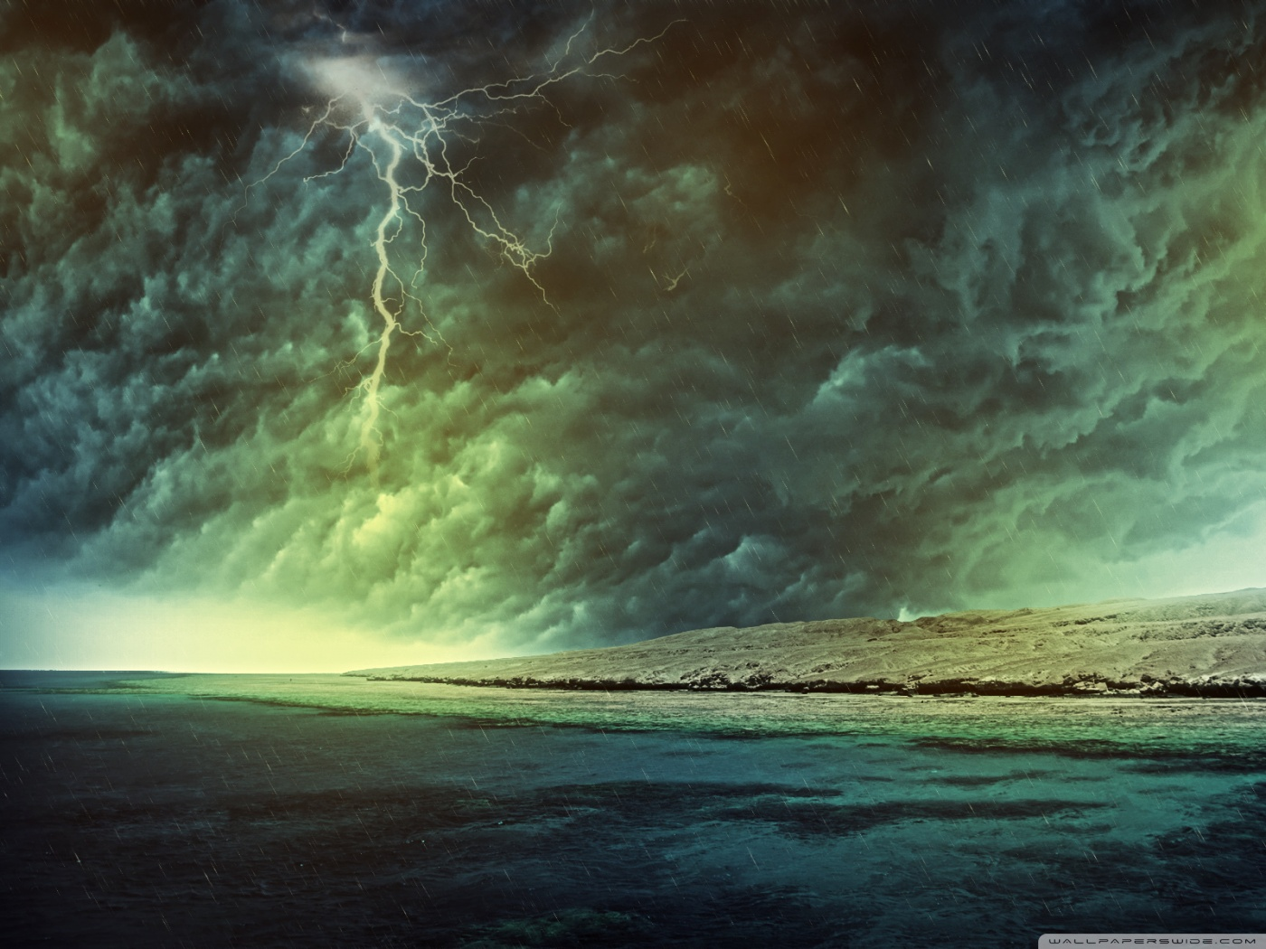 Storms Wallpaper