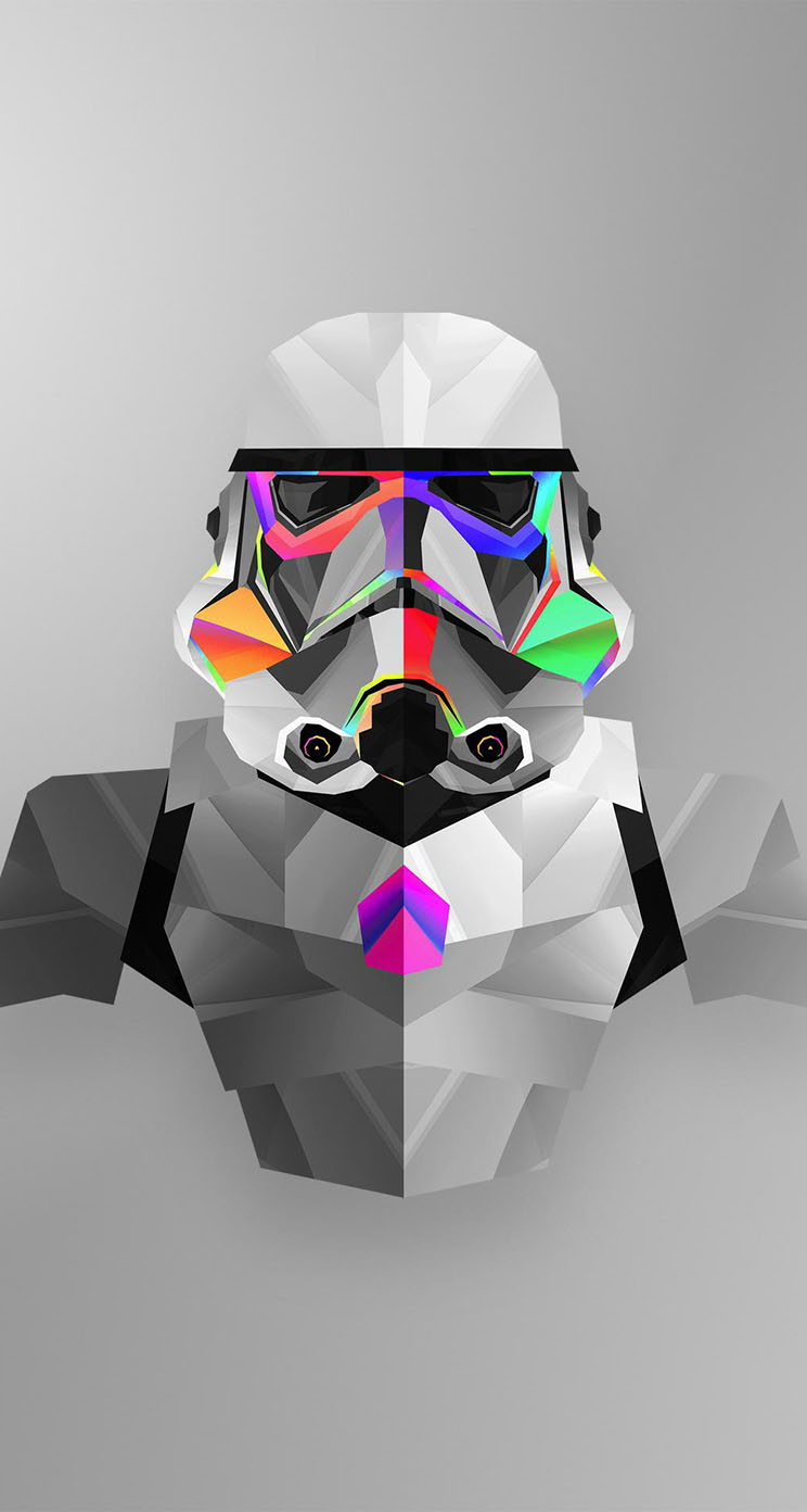 Stormtrooper Iphone Wallpaper