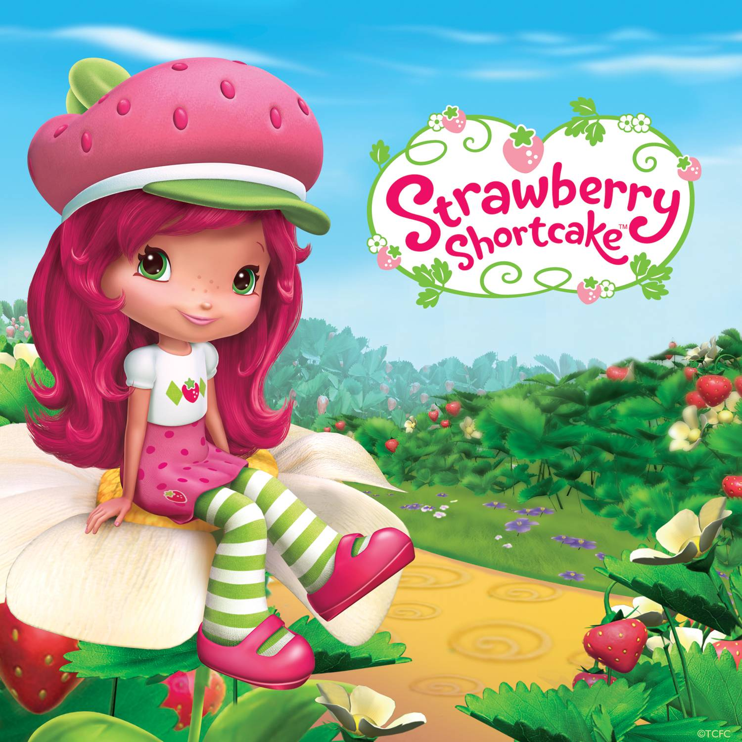Strawberry Shortcake Wallpaper
