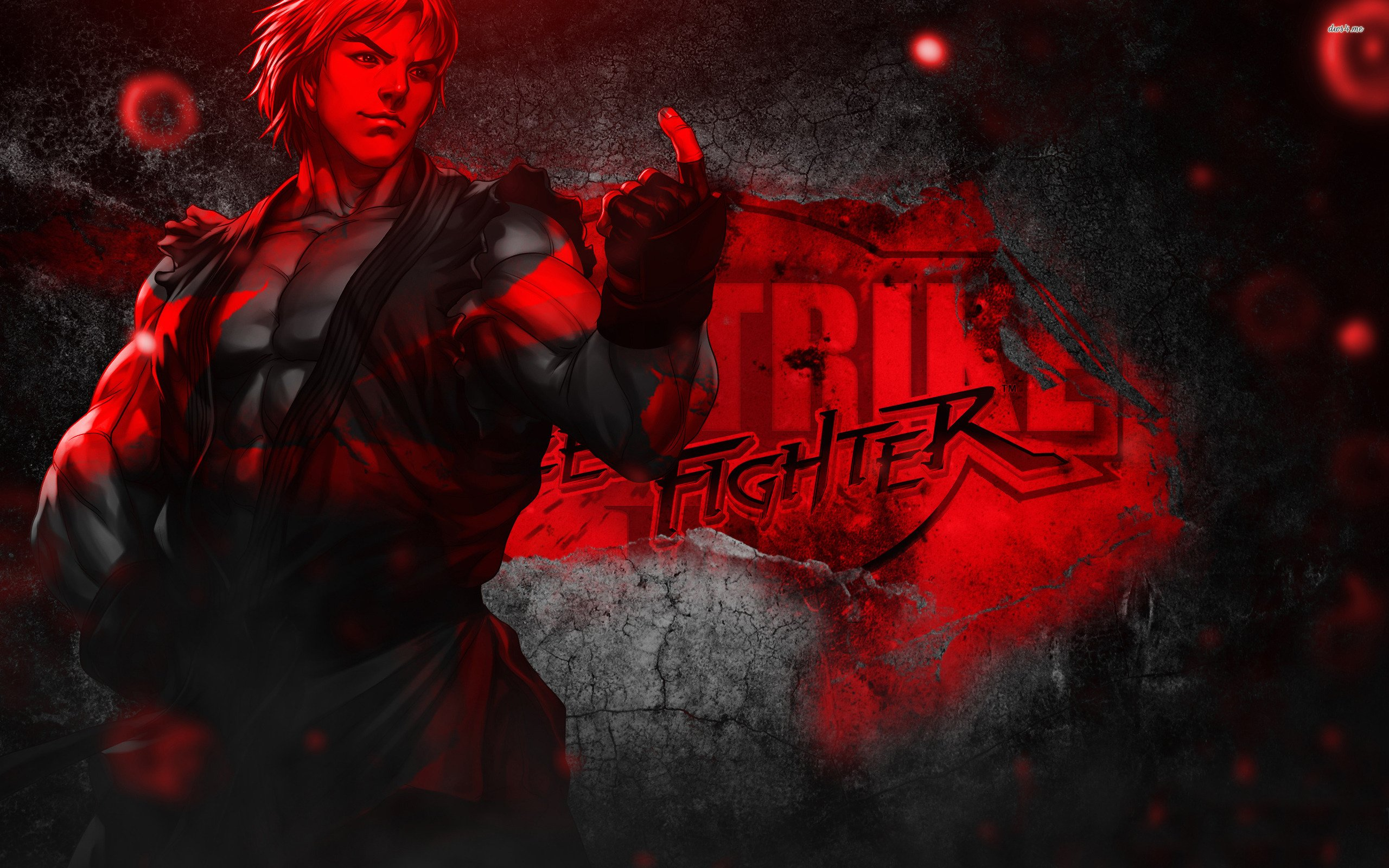 Street Fighter 3 Wallpaper