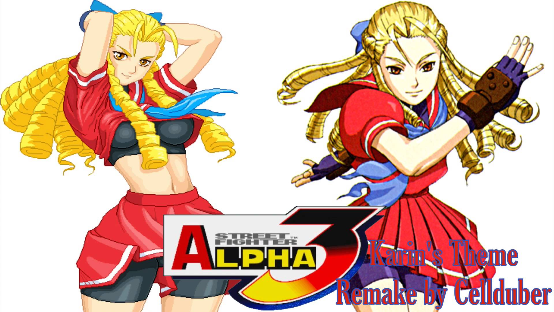 Street Fighter Alpha 3 Wallpaper