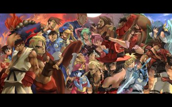 Street Fighter HD Wallpaper