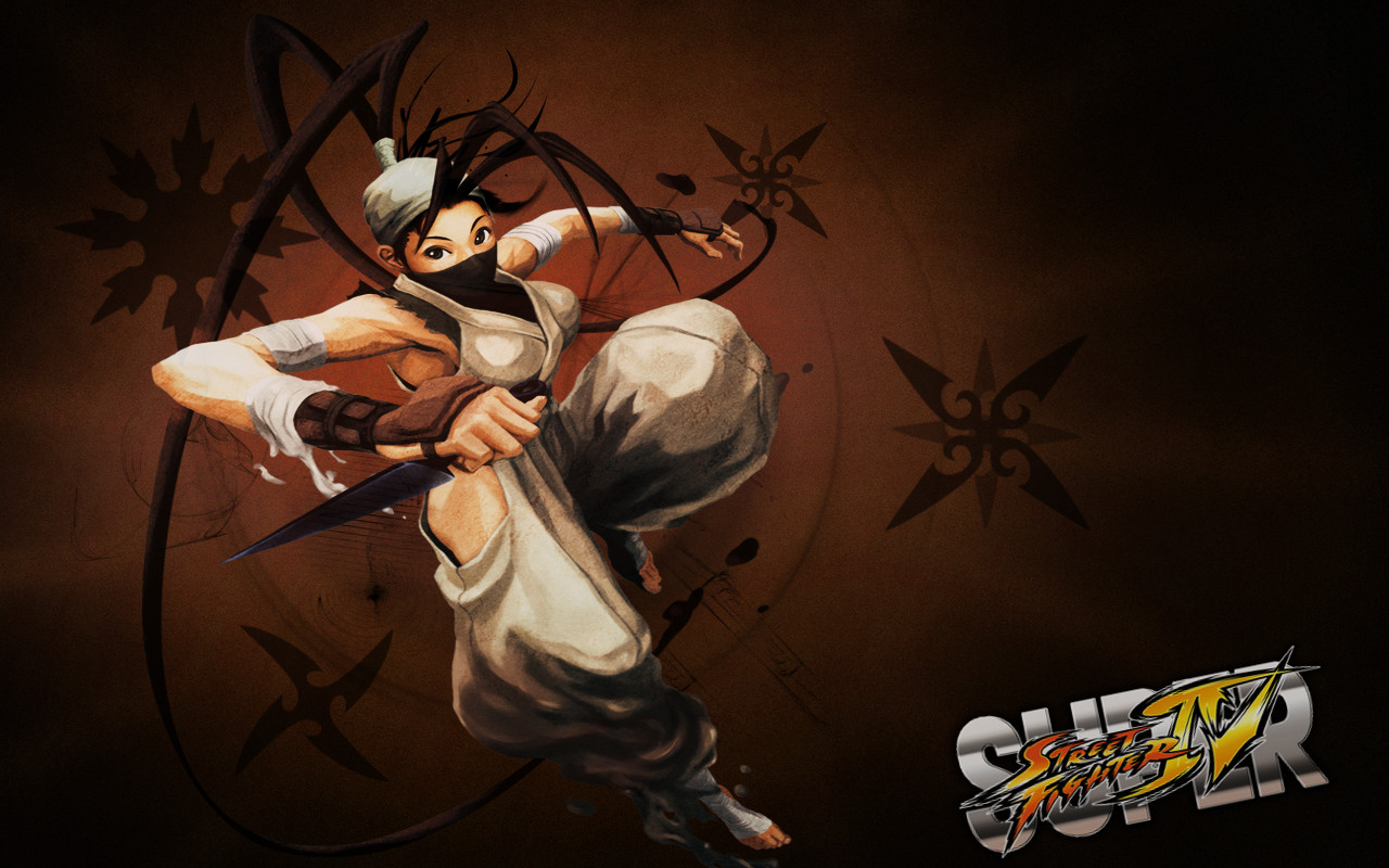 Street Fighter Ibuki Wallpaper