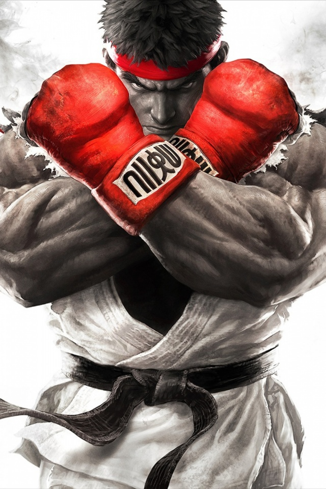 Street Fighter Iphone Wallpaper