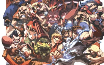 Street Fighter Wallpapers