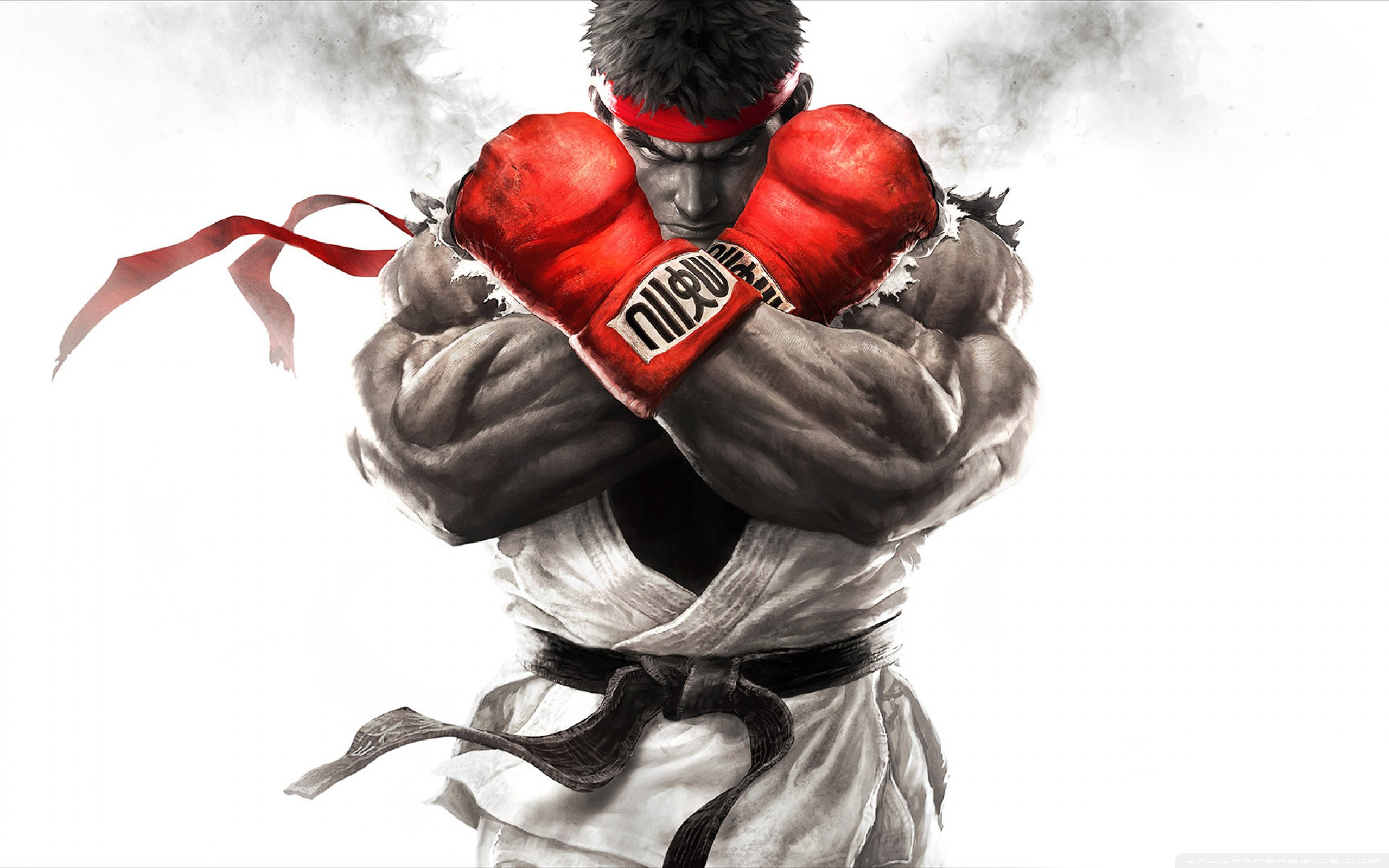Street Fighters Wallpaper