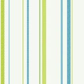 Striped Wallpaper Border