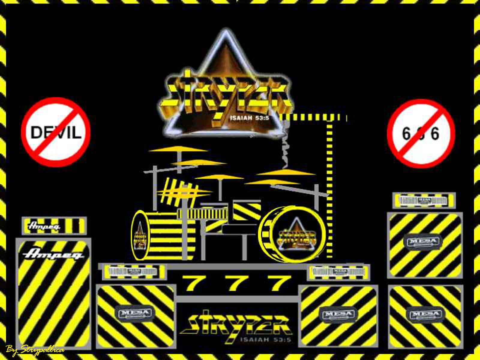 Stryper Wallpaper