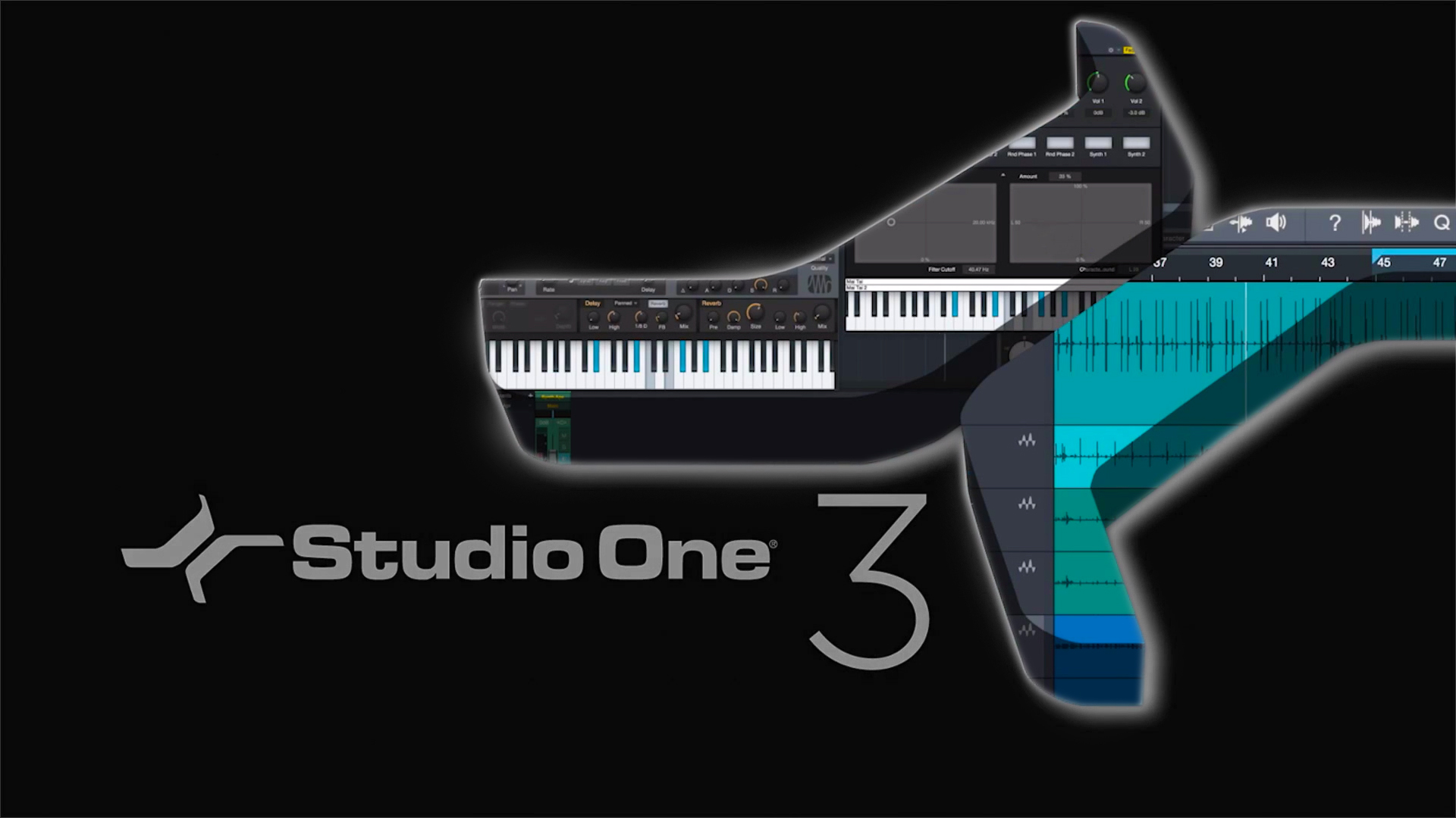 Studio One Wallpaper