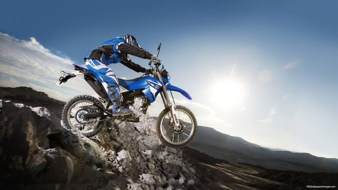 Blue Bike Stunt Hd Wallpaper: Download Stunt Bike HD Wallpaper Gallery