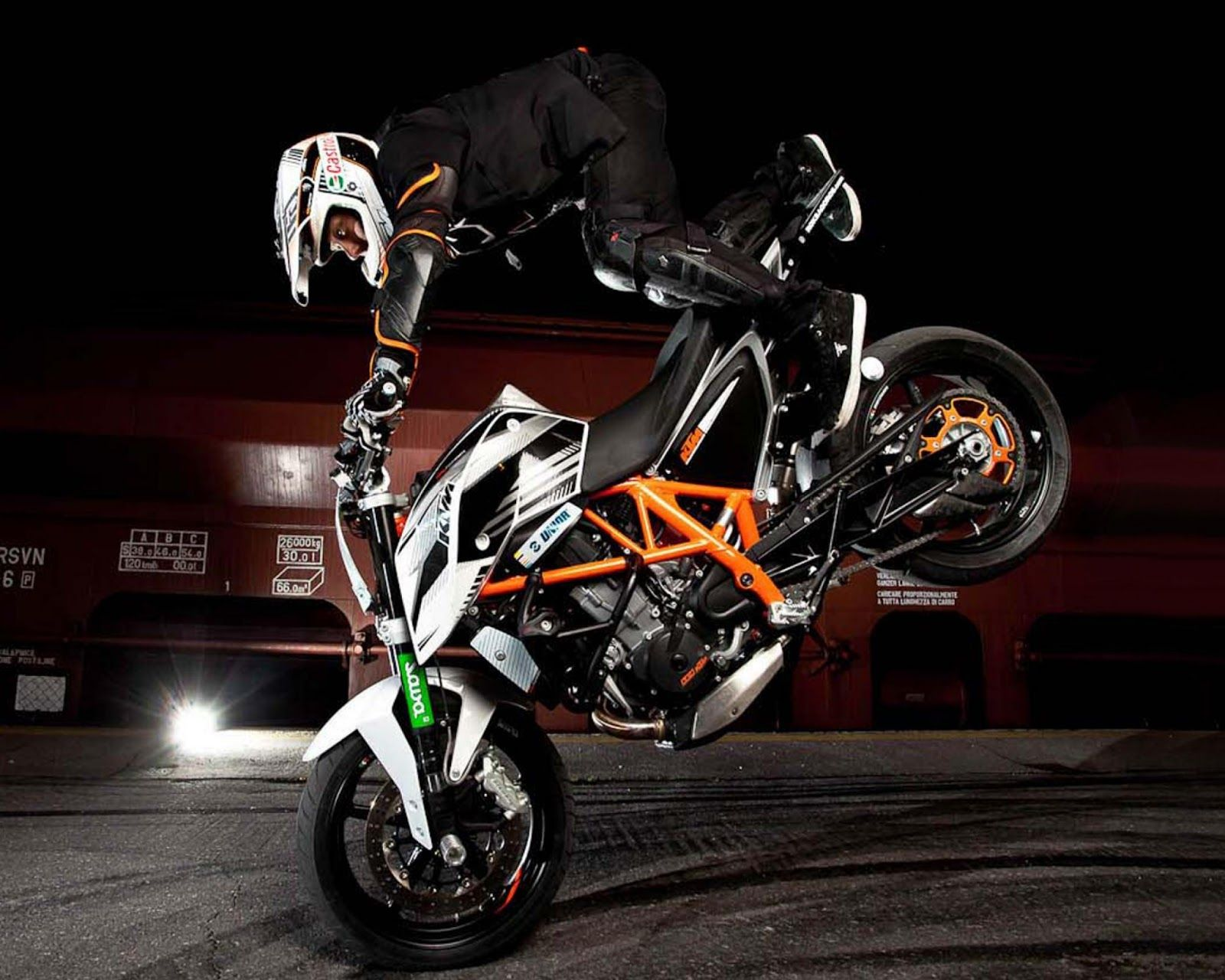Stunt Bike Wallpaper