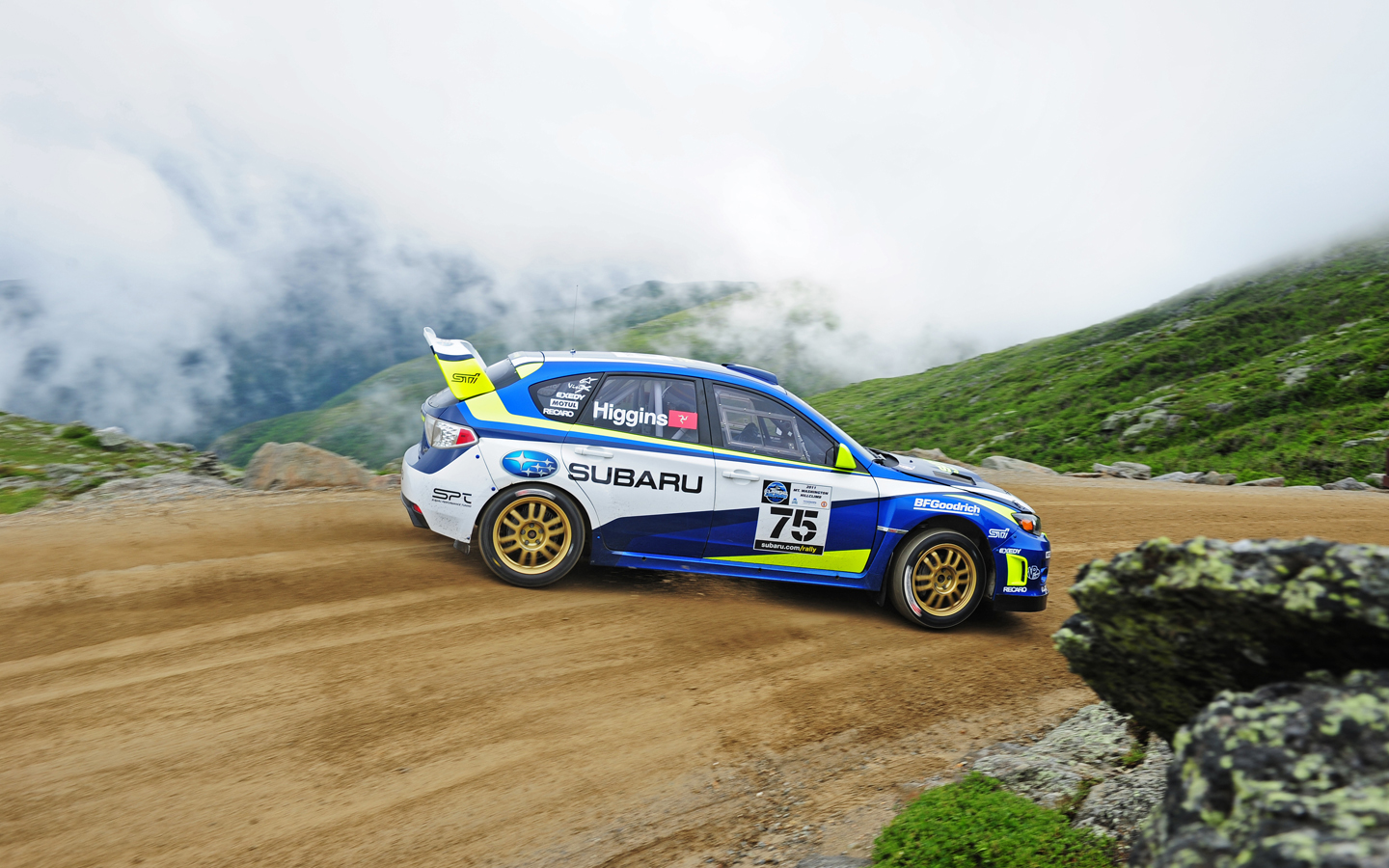 Subaru Rally Wallpapers