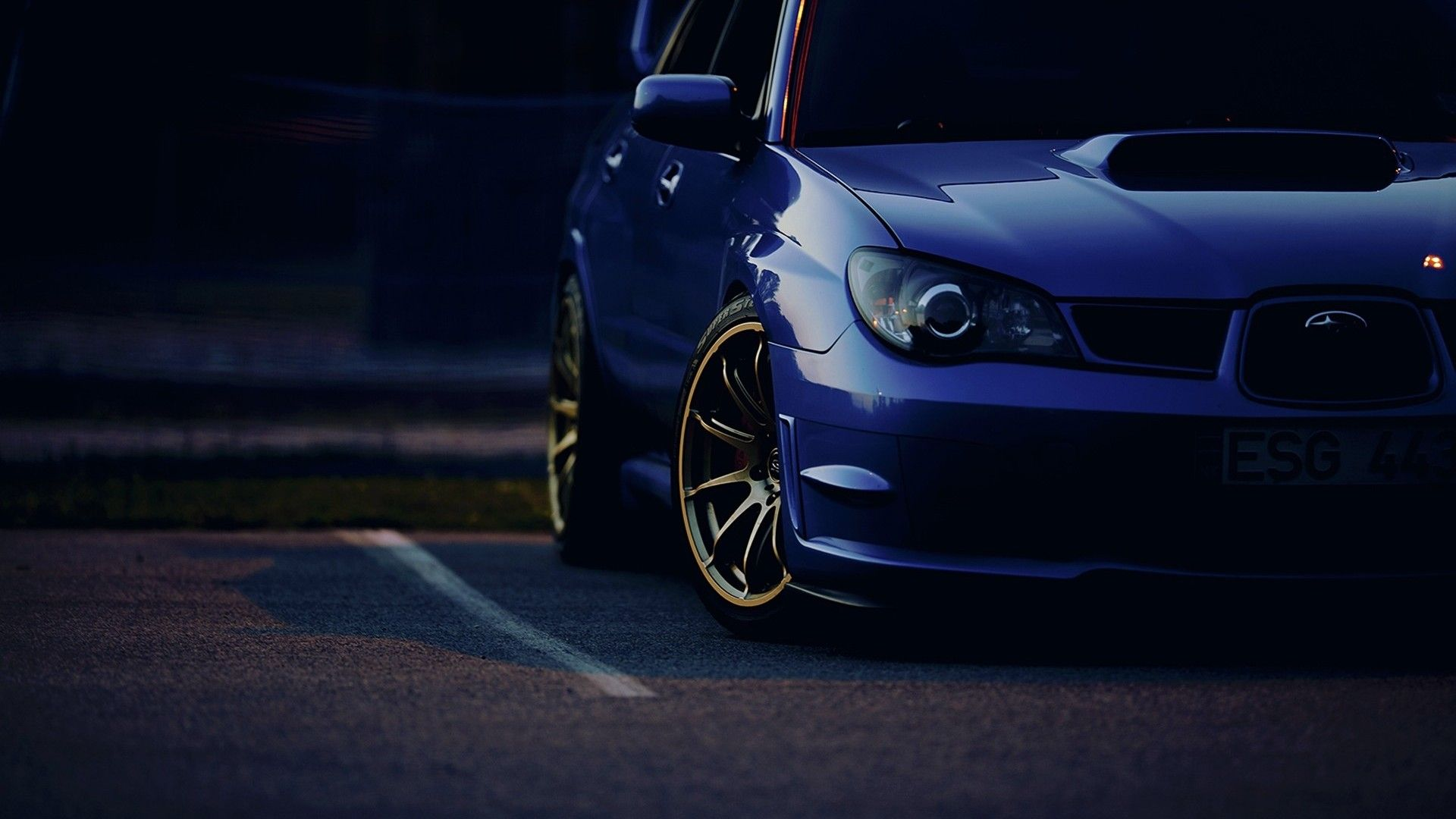Subaru Wallpaper