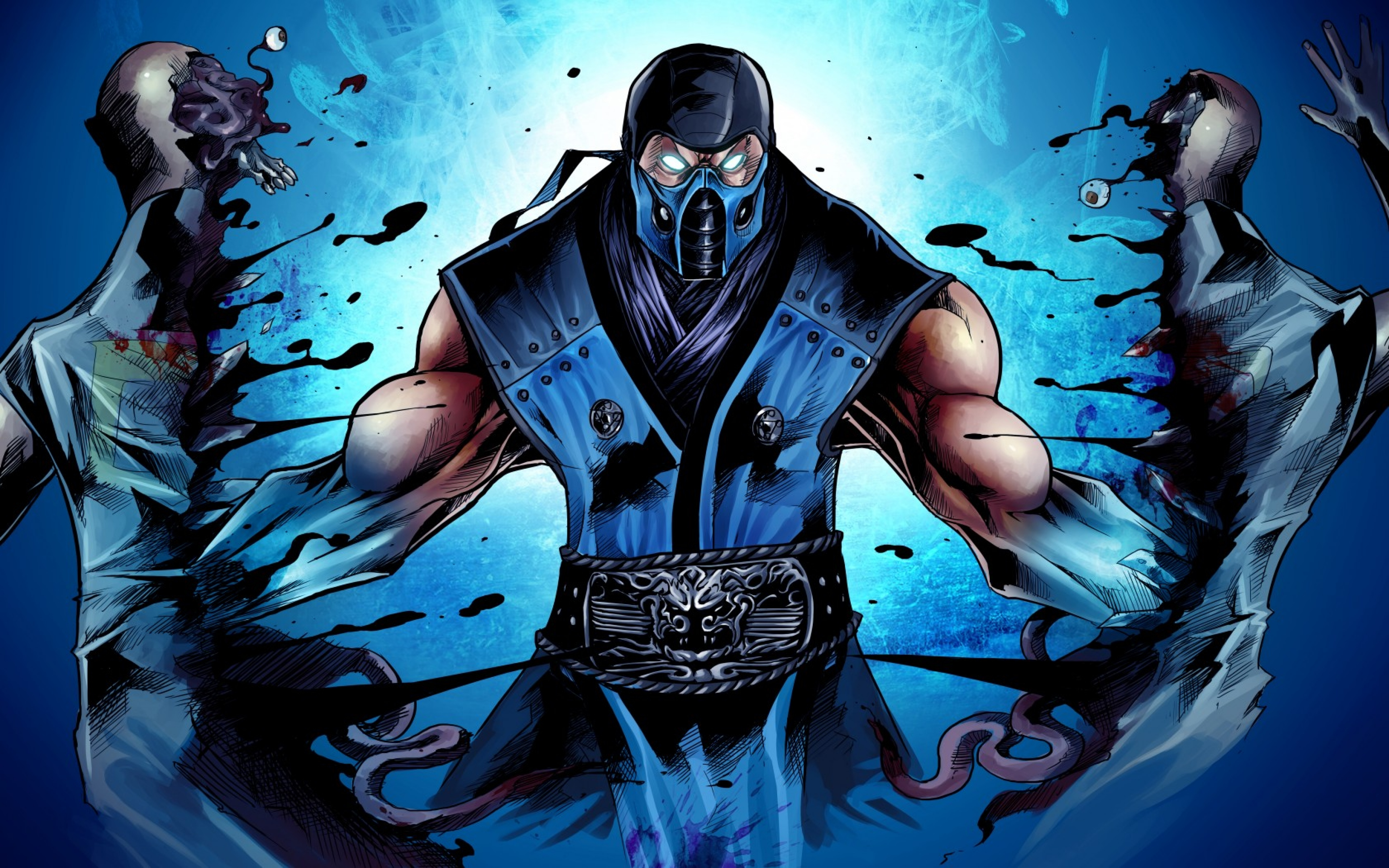 Subzero Wallpaper