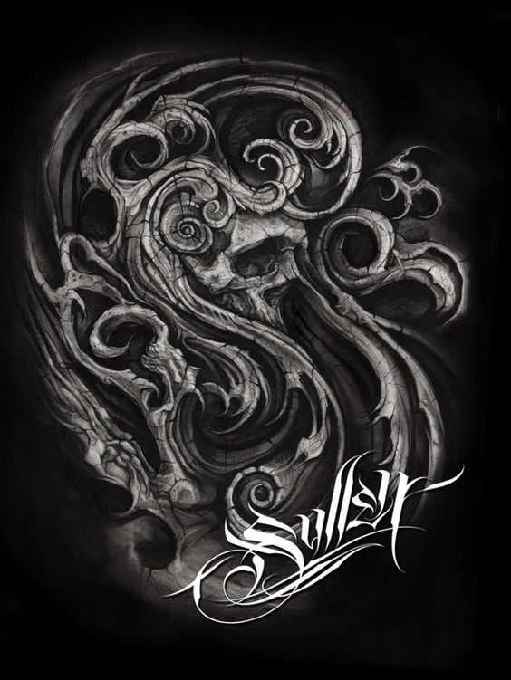 Sullen Art Collective Wallpaper