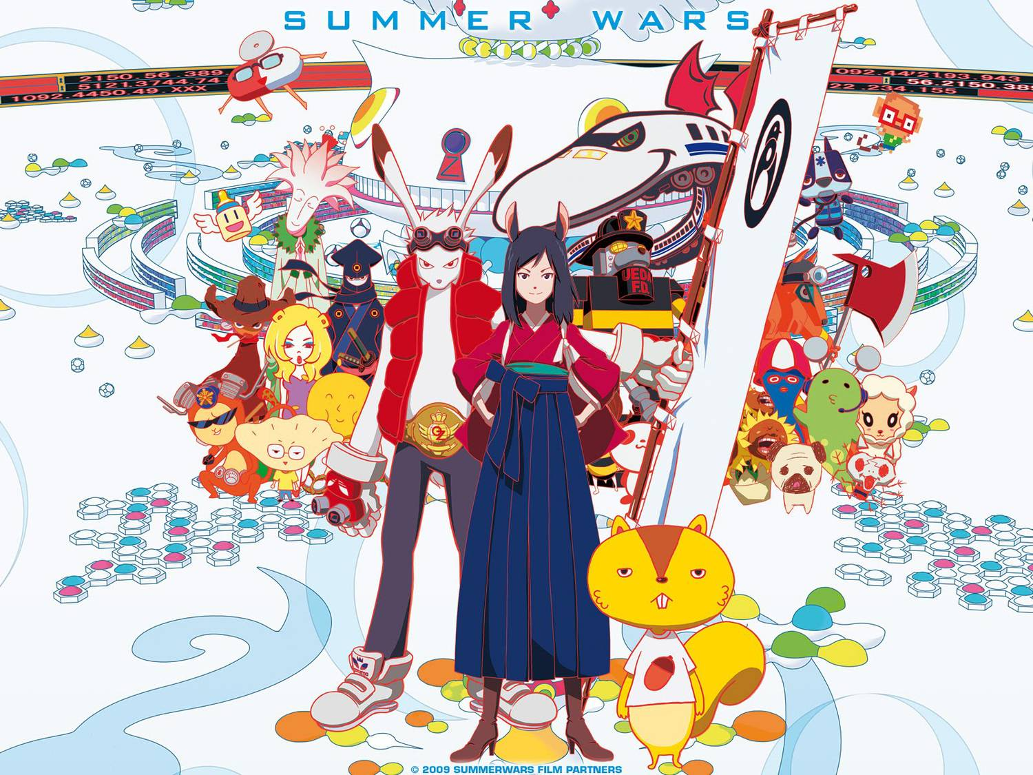 Summer Wars Wallpaper