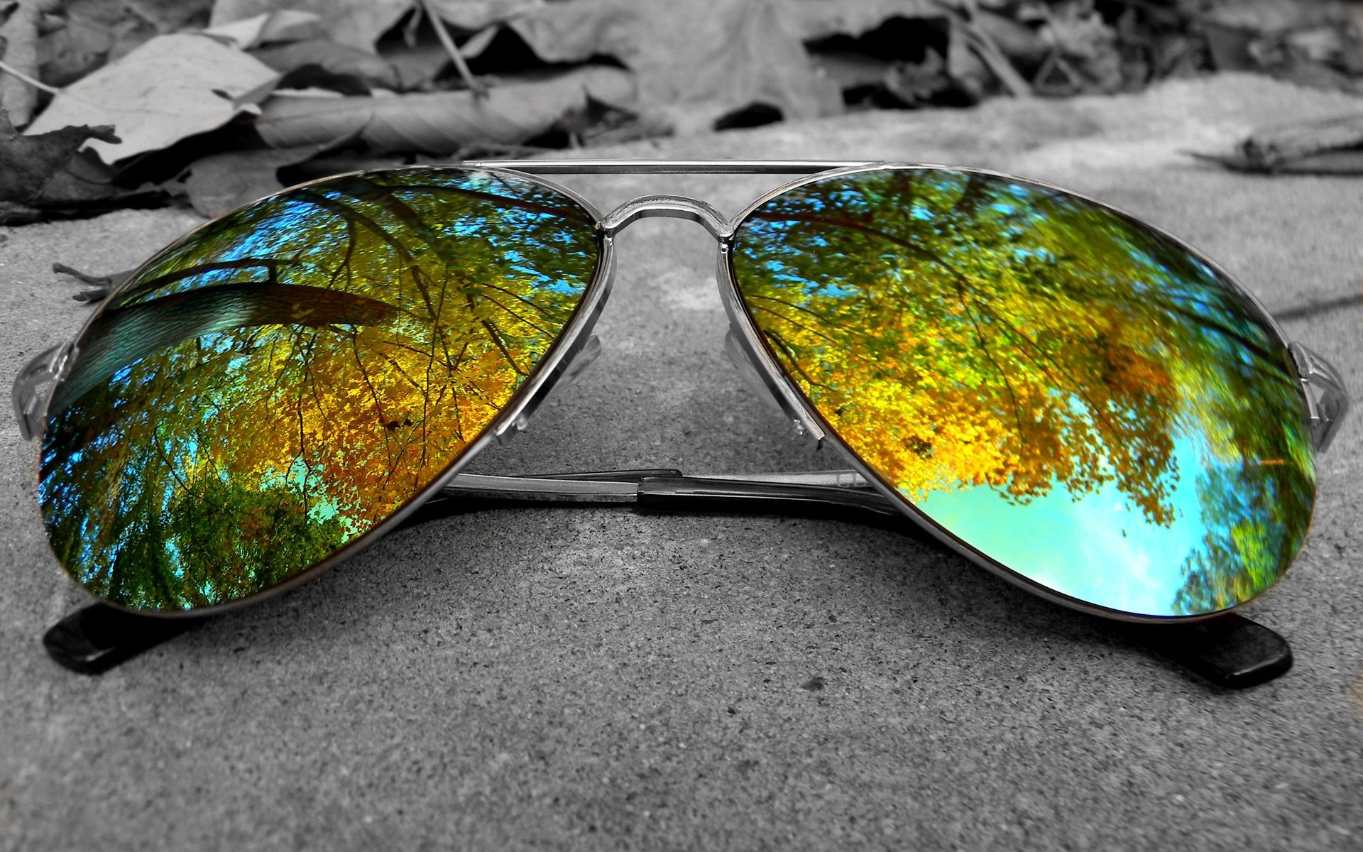 Sunglasses Wallpaper