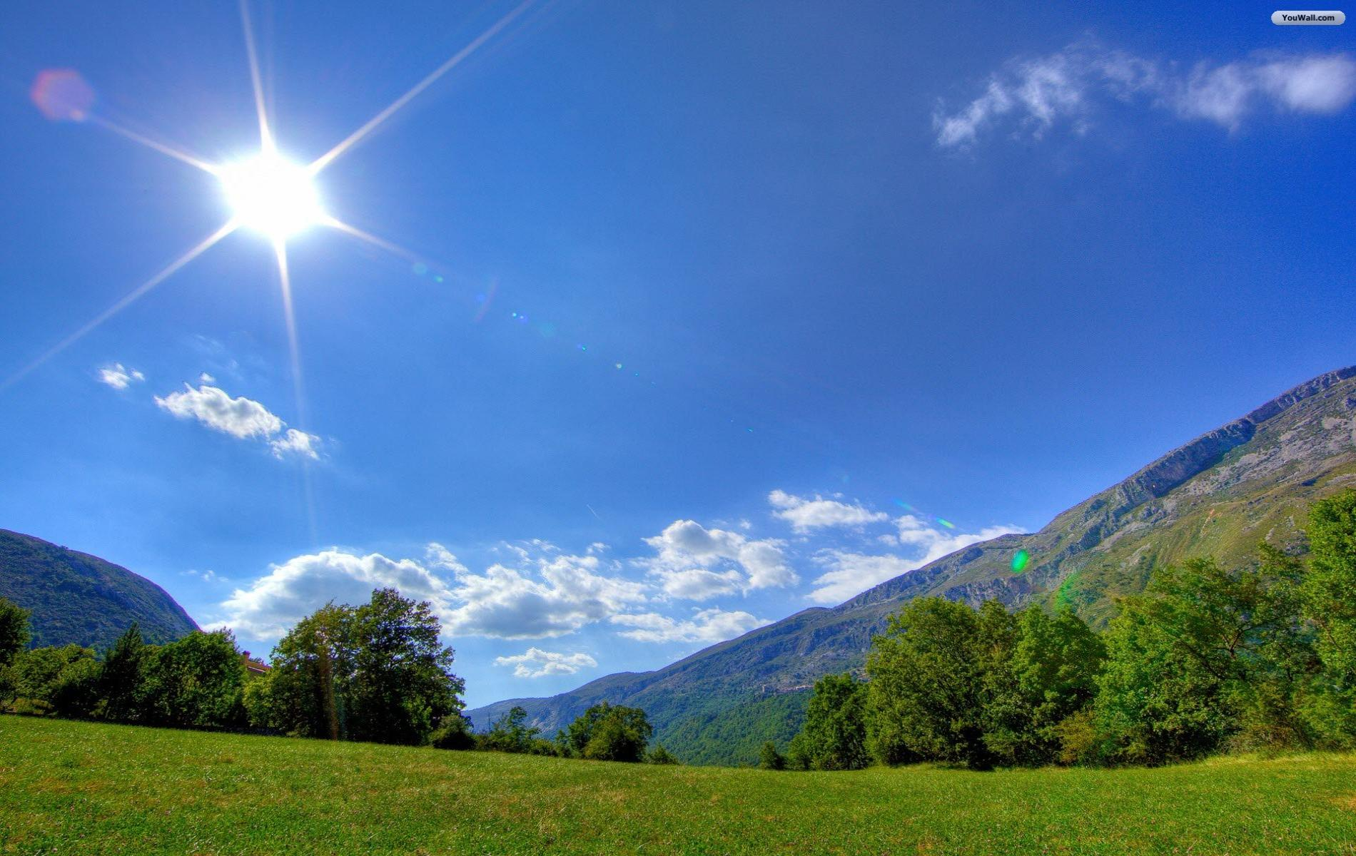 Sunny Day Wallpapers