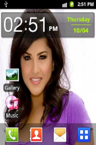 Sunny Leone Live Wallpaper Gallery