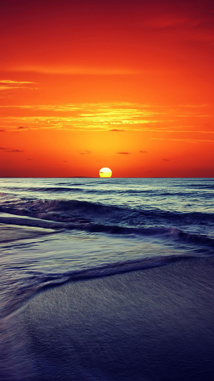Sunset Wallpaper For Iphone
