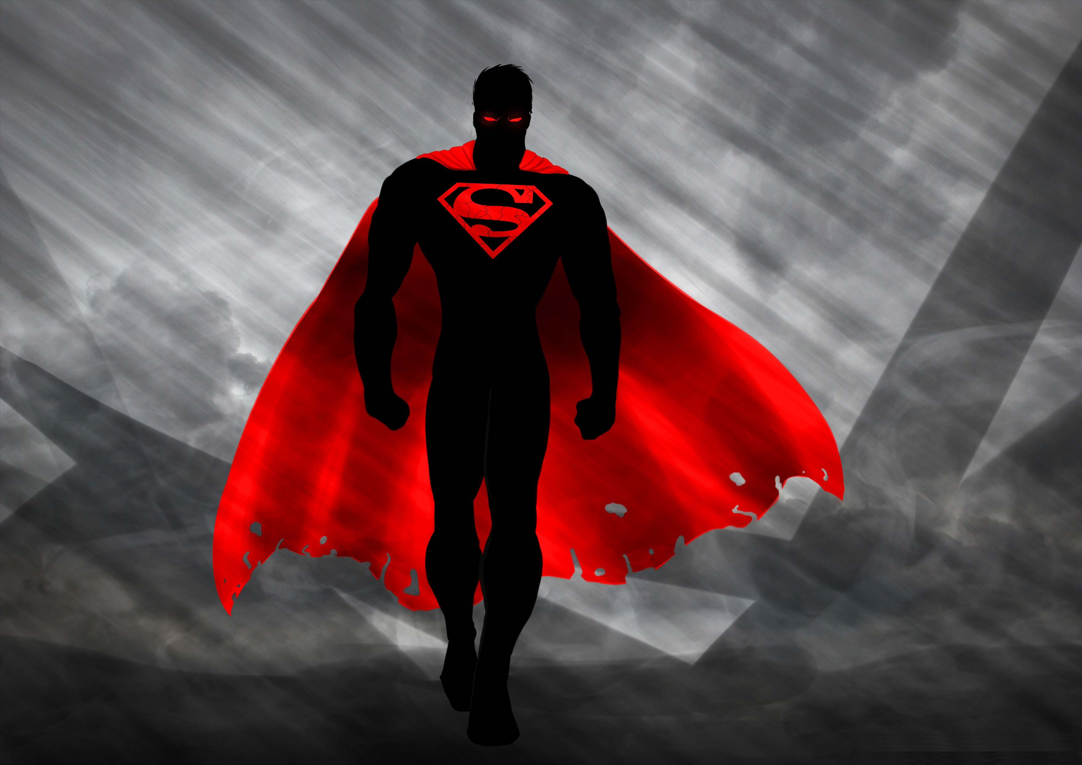 Super Hero HD Wallpaper