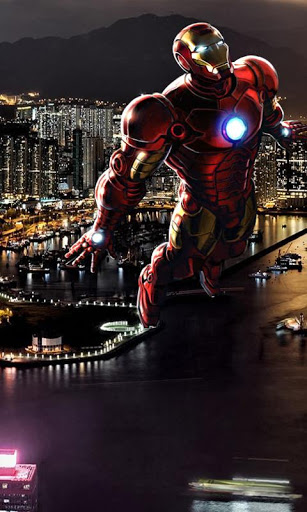 Super Heroes Live Wallpapers