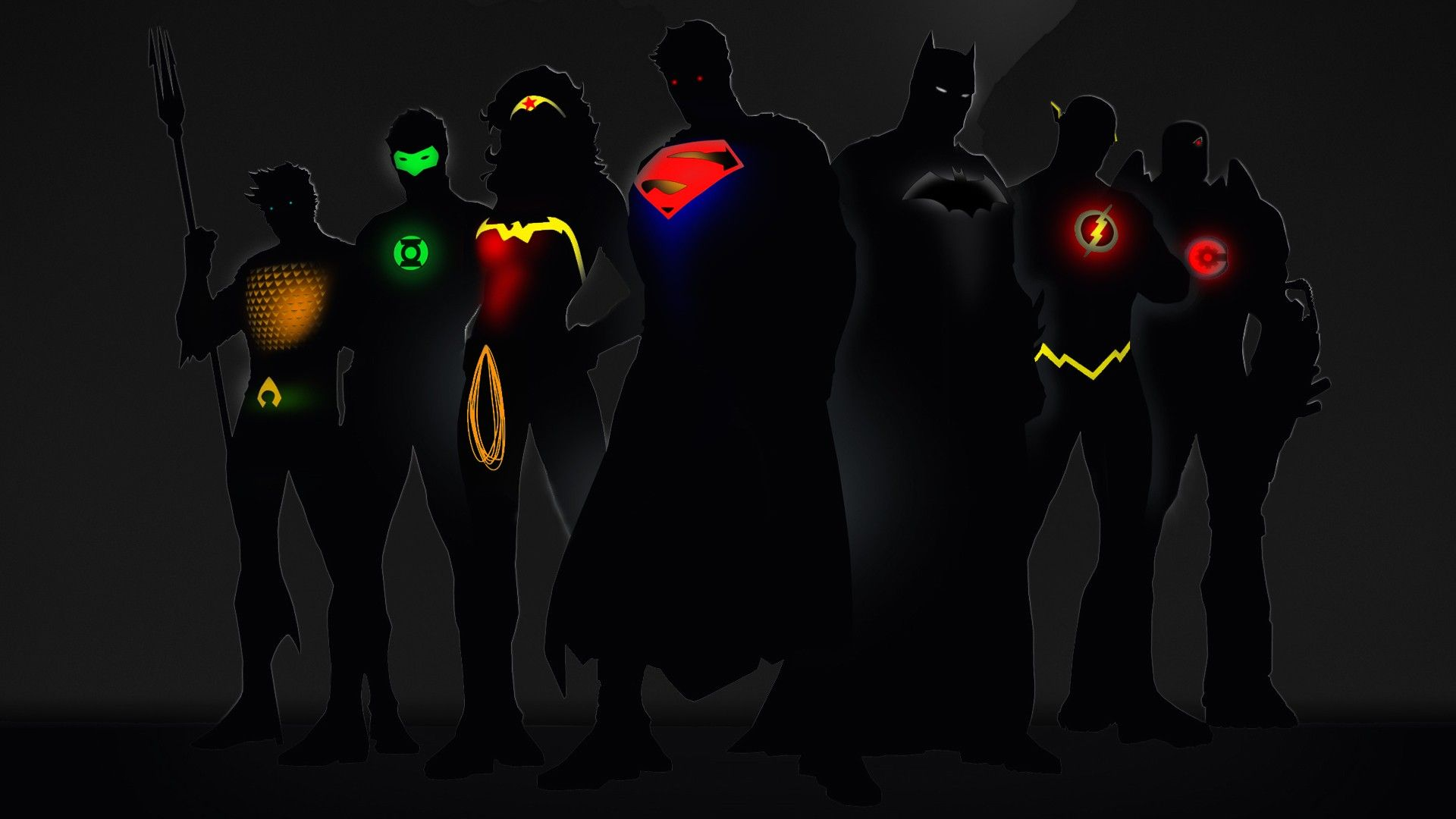 Super Heroes Wallpaper