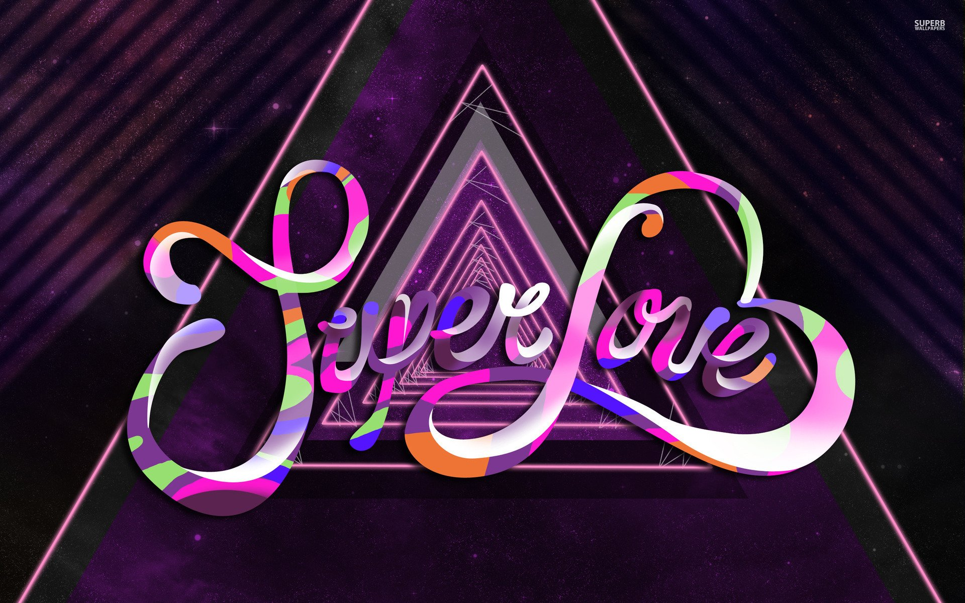 Super Love Wallpaper