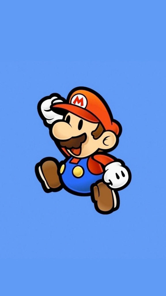 Super Mario Wallpaper Iphone