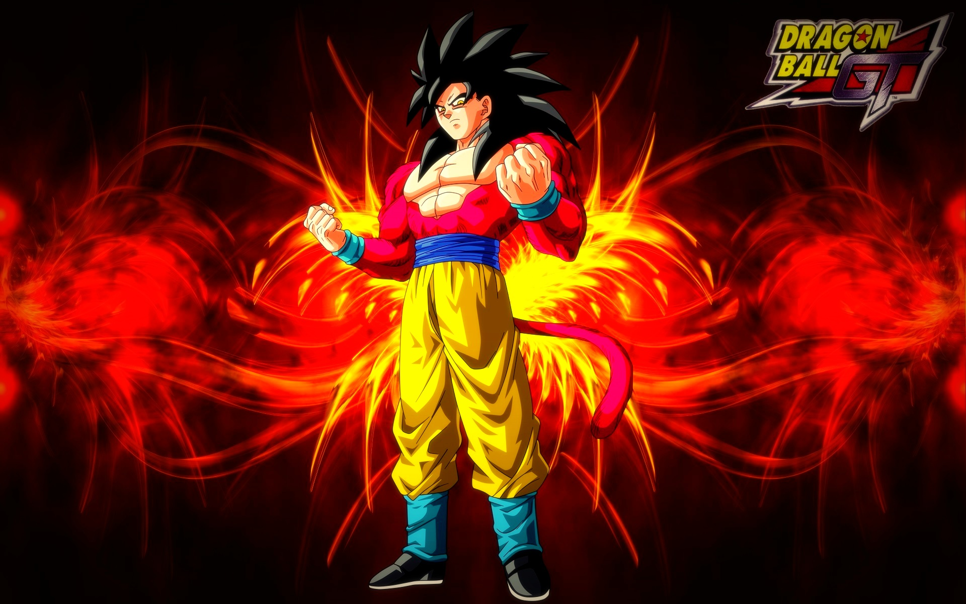 Super Saiyan 4 Wallpaper