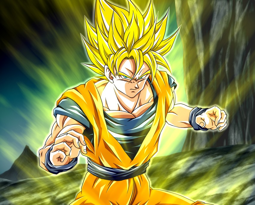 Super Saiyan Goku Wallpaper