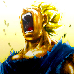 Super Saiyan Live Wallpaper